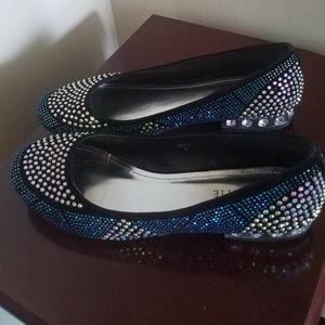 Rhinestone shoe
